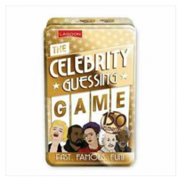 Celebrity Guessing Game Tin