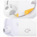 Electric Cat Toys Smart Teasing Cat Stick Crazy Game Spinning Turntable Catch Mouse Interactive Puzzle Game Play Automatic