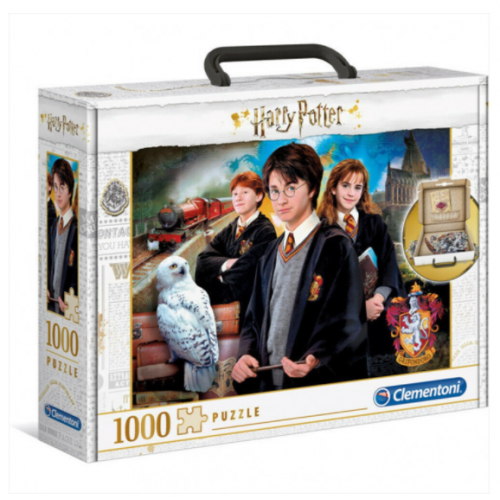 Harry Potter and the Chamber of Secrets Brief Case Puzzle 1000 Pieces