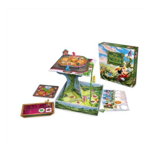 Mickey Mouse - Mickey and the Beanstalk Game